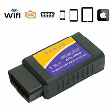 Mini iPhone Android PC Car Diagnostic Scanner ELM327 Wi-Fi OBD2 OBDII WiFi