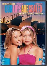 Our Lips Are Sealed [DVD Movie Mary Kate Ashley Olsen Twins Family Comedy] NEW