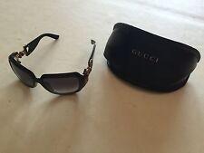 Occhiali da Sole Sunglass Gucci square Frame Bamboo  GG 2969/S AM/7V 57