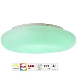 BRILLIANT LED PEBBLES Deckenleuchte deckenlampe dimmbar Fernbedienung