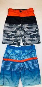 Arizona Boys Husky 14/16 Swim Shorts