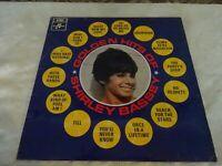 Shirley Bassey Golden Hits Original LP Album Record Vinyl