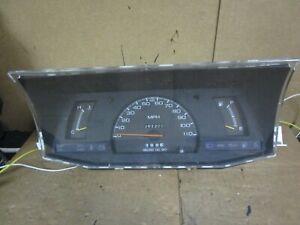 93 94 95 Isuzu Truck Speedometer Instrument Cluster 262k Miles 8971015720