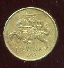 LITUANIE 20  centu 1999  ( bis )