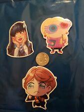 Harry Potter Cho Chang Luna Lovegood Ron Chibi Vinyl Decal Sticker Phone Laptop