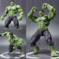 Avengers Infinity War Hulk SHF Action Figurine Jouet S.H.FIGUARTS Cadeau Noel