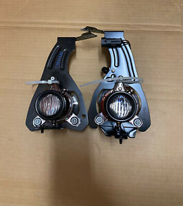 DEPO FOG LAMPS FOR FIAT PUNTO II 03- PAIR (LEFT+RIGHT)H3