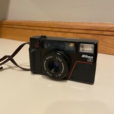Nikon L35Af 35mm Point and Shoot Film Camera Excellent Condition