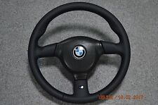 BMW MTechnik 2 steering wheel E36 E31 Z3 E32 E34 M Tech m stiching 370mm Leather