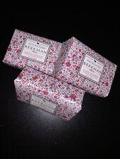 3 Beekman 1802 Goat Milk Soap Bar Honey Honeyed Grapefruit Palm Size 3.5 Oz each