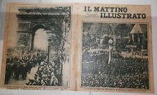 Tempio Vittoria Mutilati francesi Bazar turco Mussolini Giardini pensili Bolzano