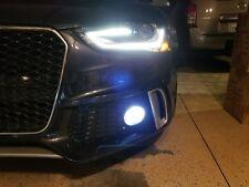 2013 2014 2015 2016 Audi A4 A5 S4 S5 RS5 Q5 SQ5 LED Fog light bulbs
