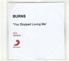 (GT656) Burns, You Stopped Loving Me - 2010 DJ DVD