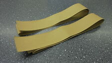 Triumph STAG ** HOOD WEBBING / Strapping ** BEIGE - Enough for both sides