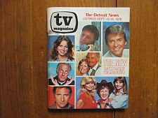 Sep-1978 Detroit News TV Mag(FALL PREVIEW/WKRP IN CINCINNATI/MORK AND MINDY/TAXI