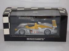 Minichamps Infineon Audi R8 Sebring 12 hrs 2002 Winners Capello/Herbert/Pescanto