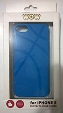 WOW IPhone 5 Case Basketball Blue