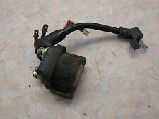 1976 YAMAHA XS 500 OEM STARTER SOLONOID / BOOT /POSITIVE CABLE