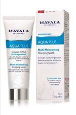 Mavala Skin Care Dry Skin+Plus Free Lipstick Multi-Moisturizing Sleeping Mask