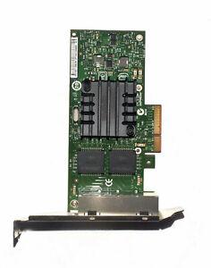 NetApp 111-00865+A0 Adaptateur Serveur RJ45 Pcie I340-T4