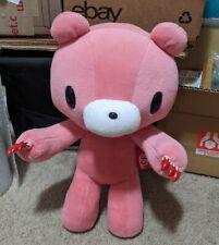 Gloomy Bear Mori Chack Pony Canyon Taito Posable Plush Bendable Pink GP-048