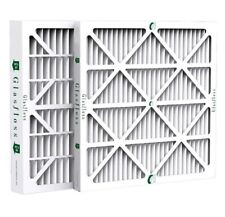 "4"" Inch Glasfloss Zl Merv 10 Pleated Air Filters for Ac & Furnace. Case of 6"