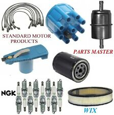 Tune Up Kit Filters Cap Plugs Wire For DODGE DART V8 5.6L; Metal In-Line 68-70