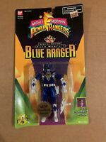 Power Rangers Blue Special Edition Metallized Auto Morphin Figure!!.   Conditi