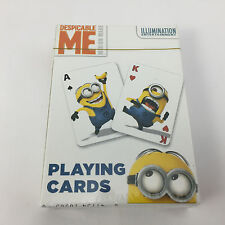 Despicable ME Playing Cards Party Favor Go Fish Rummy Solitaire Birthday Gift