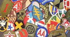 Original WW2 Collectible US Patches for sale | eBay