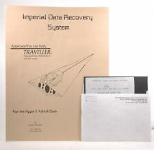 Imperial Data Recovery System for Traveller Apple II Jordan Weisman, Ross Babcoc
