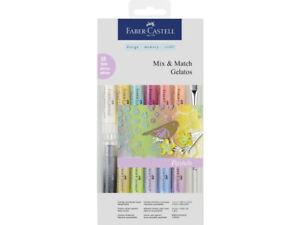 Faber-Castell Gelatos Pastels
