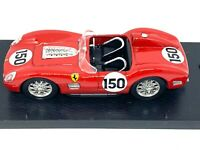 1:43 scale Boxed Brumm Ferrari TR59 Sports Car - Behra & Brooks 1959 Diecast Car