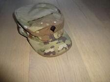 US ARMY SPC + OCP MULTICAM PATROL FIELD CAP size 7 1/4 (58) HAT UNIFORM MÜTZE