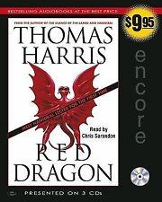 Red Dragon - Good - Harris, Thomas - Audio CD