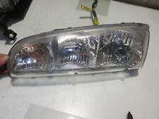 99 PONTIAC BONNEVILLE LEFT Headlamp