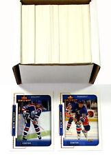 1999-00 Upper Deck MVP Hockey Set (1-220) Nm/Mt to Mint Gretzky Roy Yzerman