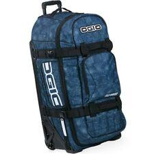 Ogio 9800 Moto Motocross MX Offroad Wheeled Gearbag LE Haze Blue