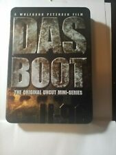 Das Boot, Metal case, The Original Uncut Mini-Series, (dv3450)