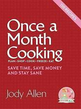 Once a Month Cooking by Jody Allen (Paperback, 2014)