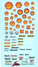 decals decalcomanie  deco shell 1/43