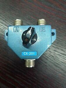 CX-201 Antennae Switch