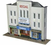 Metcalfe PN170 N Gauge Low Relief Cinema Card Kit