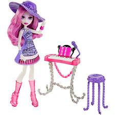 Monster High Music Classe Ari hauntington doll