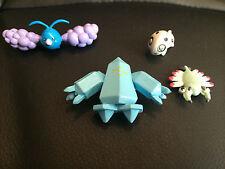 Pokemon Tomy Mini Action Figures Lot