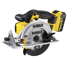 DeWalt DCS391 Cordless Lithium Ion XR Circular Saw 18v + 1 DCB182 4.0ah Battery