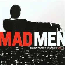 MAD MEN: MUSIC FROM THE SERIES, VOL. 1 NEW CD