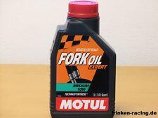 Motul Fork Oil Expert Medium SAE 10W Gabelöl 1 Ltr