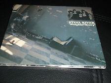 CD.STEEL RIVER.WEIGHIN' HEAVY.SUPER HEAVY PSY BLUES CANADIEN.1970.NEUF