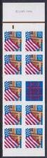 USA 1994 Flaggen Markenheftchen **, Booklet, postfrisch, MNH